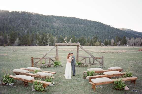 "Veteran San Francisco wedding planner Laurie Arons, whose clients are among the social and business elite, is teaching a ""Wedding Planner Masterclass."" The first was held at the Ranch at Rock Creek in Montana in April, and included best practices in etiquette, branding and client services, and a mock wedding, pictured here."
