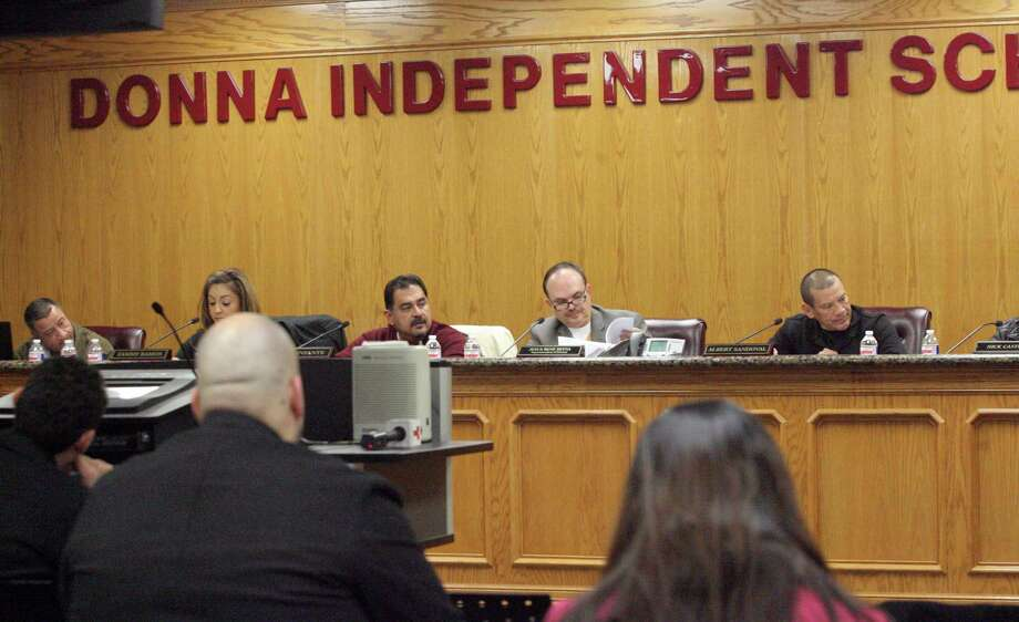 Donna ISD Police Chief Roy Padilla alleges Reyna and a school board member bribed him to drop an investigation involving Reyna and his family. The board member has not been charged. Photo: Delcia Lopez /For The San Antonio Express-News / Delcia Lopez photography
