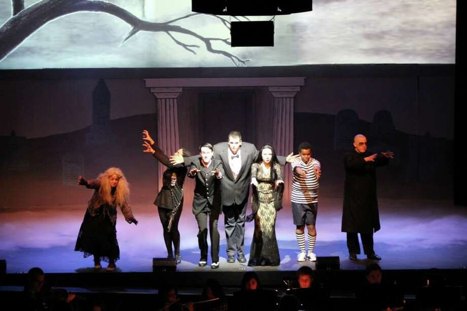 "Spring Woods High School presents ""The Addams Family."" Photo: Spring Woods High School"