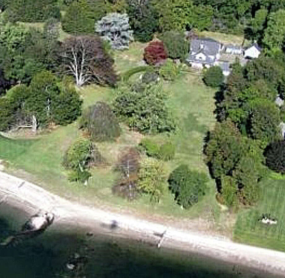 The waterfront Bedford estate at 66 Beachside Ave., last inhabited by the late Ruth Bedford, a philanthropist and last surviving grandchild of oil mogul Edward T. Bedford, recently was sold for $16 million. Photo: Contributed Photo / Westport News