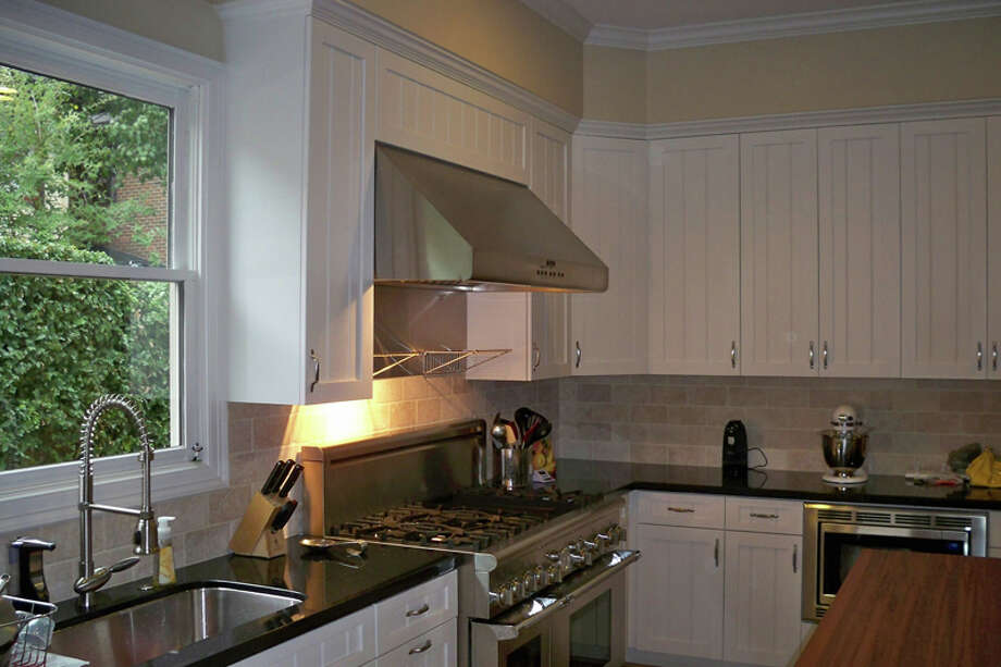 This kitchen was remodeled by Third Coast Builders.