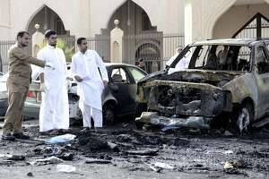 Islamic State claims suicide bombing on Saudi mosque; 4 dead - Photo