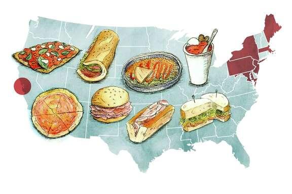 West Coast sifts East Coast menu