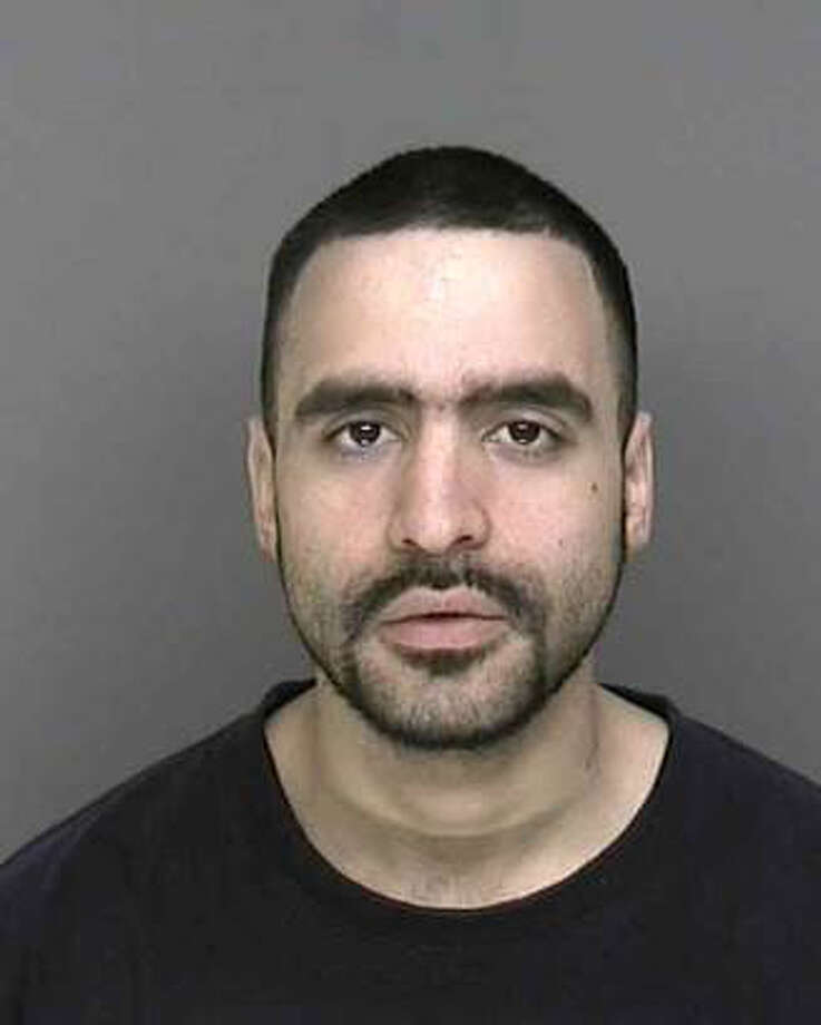 Alejandro Velez was sentenced to 30 years in prison Friday for the 2014 murder of his girlfriend, Tinese Benson. Photo: Contributed Photo / Connecticut Post