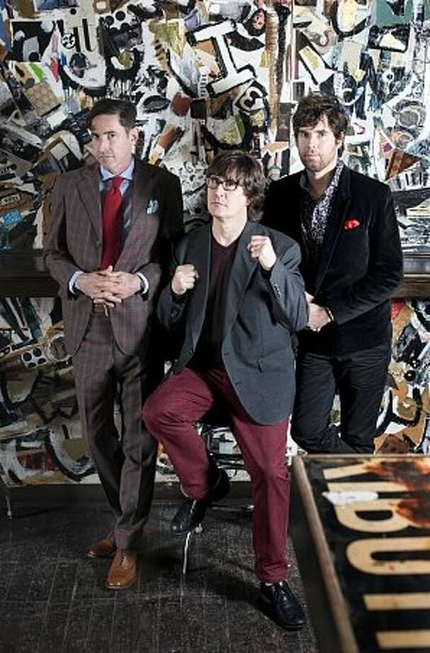 The Mountain Goats Photo: The Mountain Goats