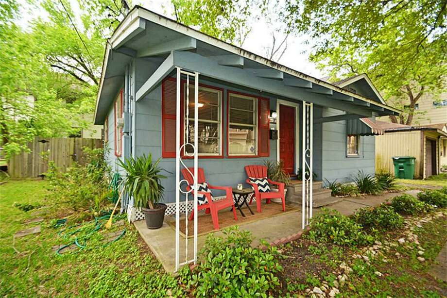 The Smallest Houses For Sale In Houston Houston Chronicle
