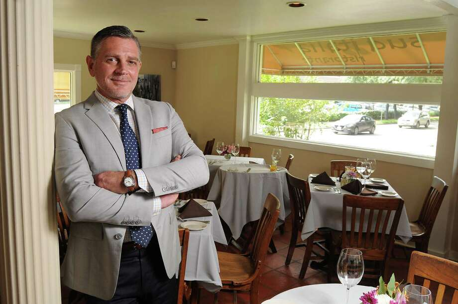 Owner Shanon Scott says the dishes at his Sud Italia Ristorante are inspired by trips to Italy. Photo: Dave Rossman, Freelance / Freelalnce