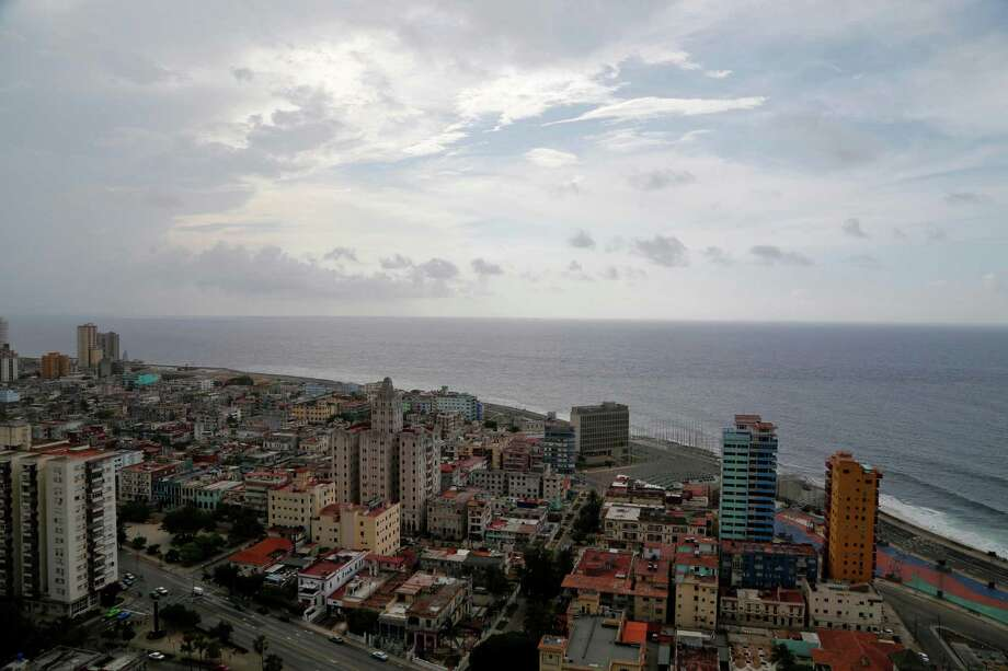 Part of Havana rises on the coast. Cuba and the U.S. have been hashing out details of restoring full diplomatic relations. Photo: Desmond Boylan /Associated Press / AP