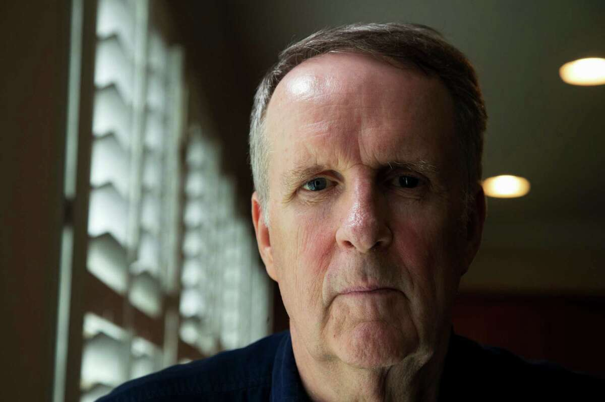 John Ryan of Aldie, Va., has seen his lung tumor shrink after using the new drug in a clinial study.