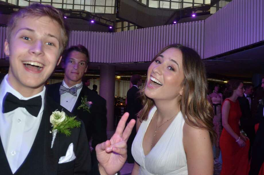 The Ridgefield High School senior prom was held at the Matrix Center in Danbury on May 29, 2015. Were you SEEN? Photo: Vic Eng, Ridgefield Prom / Vic Eng /  / Hearst Connecticut Media Group / Vic Eng