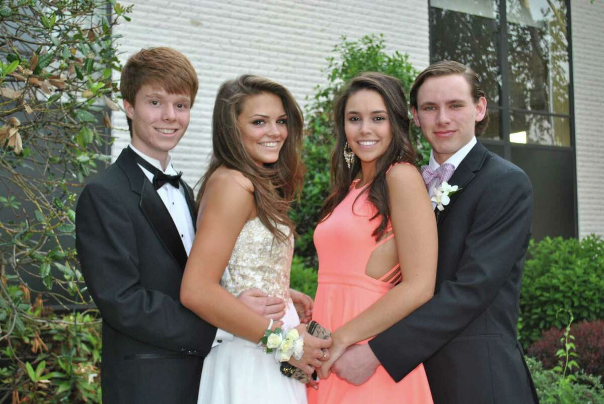 The Darien High School senior prom was held at the Italian Center of Stamford on May 29, 2015. Were you SEEN?