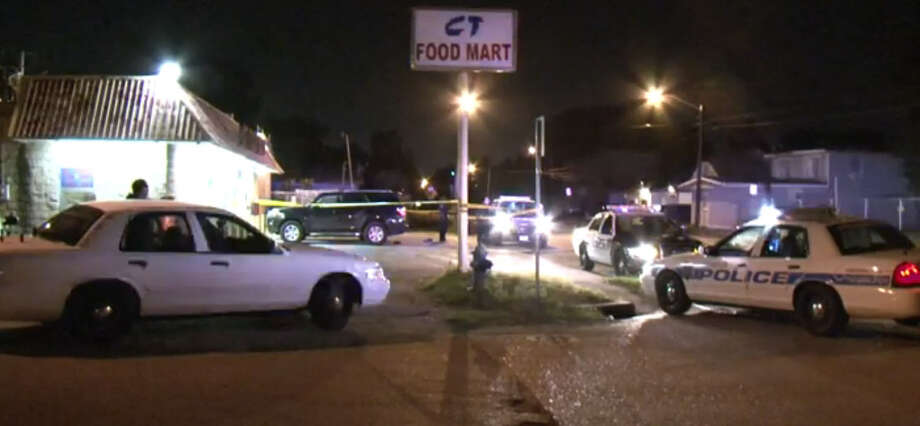 A Sunnyside neighborhood store owner was shot and killed late Friday night. Police say three men approached the man as he closed his store, one of the men pulled out a gun and shot Kenneth Flemings in the head. Police are investigating but have made no arrests. Photo: Tim Bristow, Metro Video