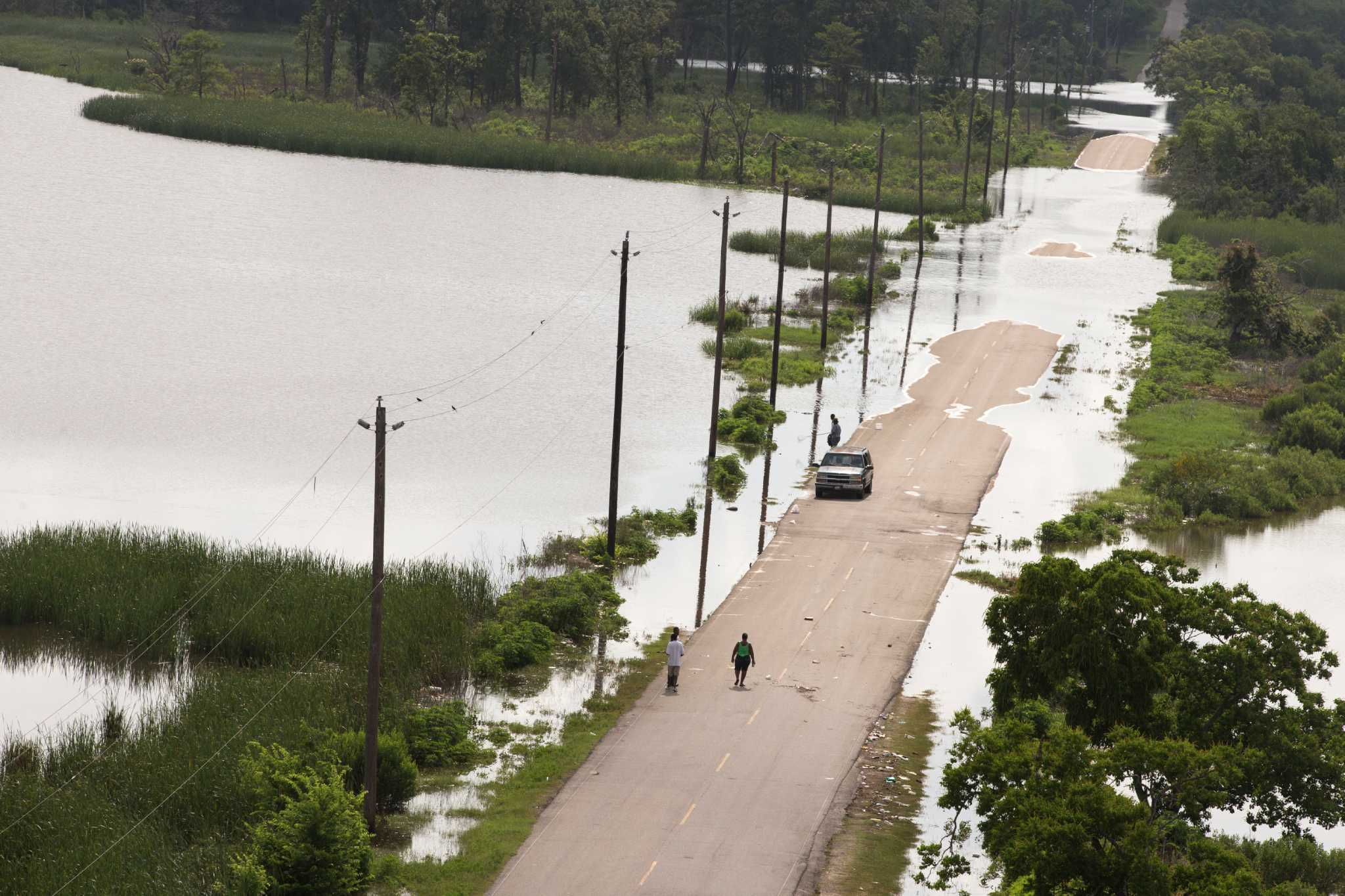 Texas flood damage could top $3 billion for 2015 - Houston Chronicle
