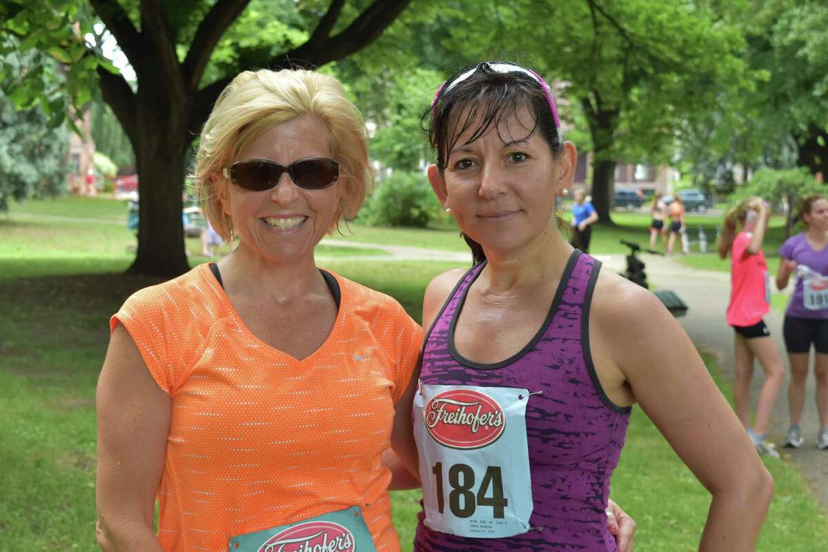 Were you Seen at the Freihofer's Run for Women 5K in downtown Albany on Saturday, May 30, 2015?