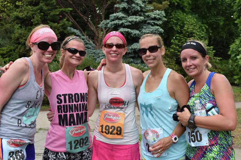 Were you Seen at the Freihofer's Run for Women 5K in downtown Albany on Saturday, May 30, 2015? Photo: Madeline St. Amour