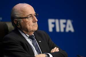 Re-elected president of soccer federation shrugs off controversy - Photo