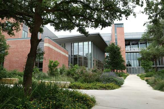 The Center of Sciences and Innovation is one of the newest facilities at Trinity Universty.