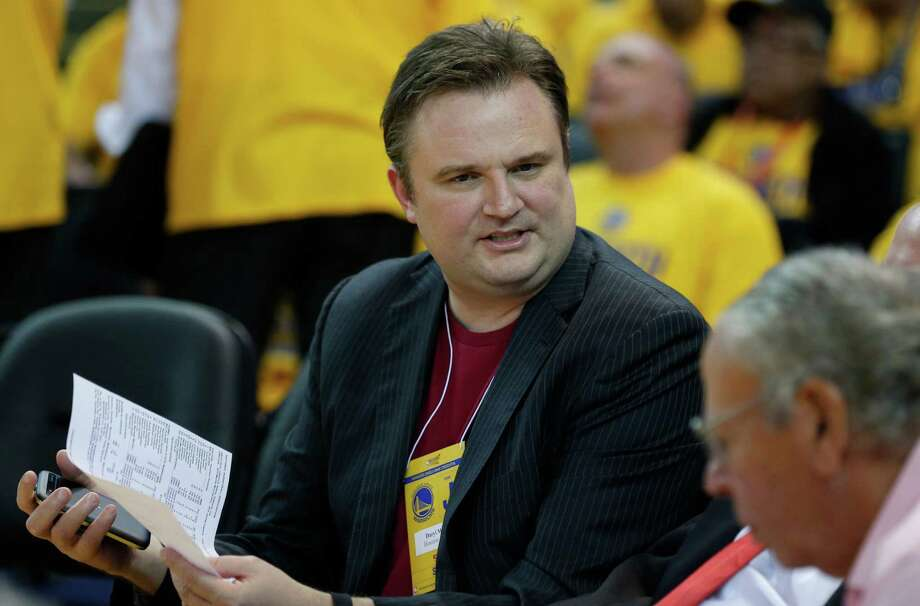 No matter what the Rockets pick up in the draft Thursday, general manager Daryl Morey likely will shuffle the roster less than in previous seasons. Photo: James Nielsen, Staff / © 2015  Houston Chronicle