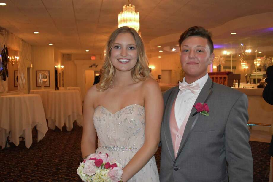 Were you Seen at the Troy High School Senior Prom at Michael's Banquet House in Latham on Saturday, May 30, 2015? Photo: Madeline St. Amour