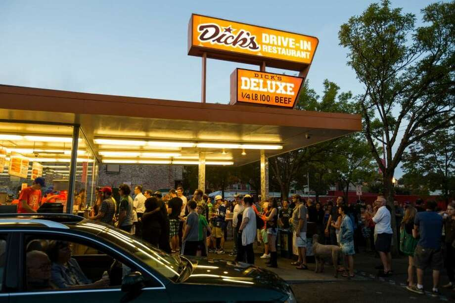 Dick's Drive-In will roll back burger prices to 19-cents this week.