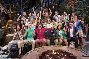 Yahoo executives compete on next season's Survivor - Photo