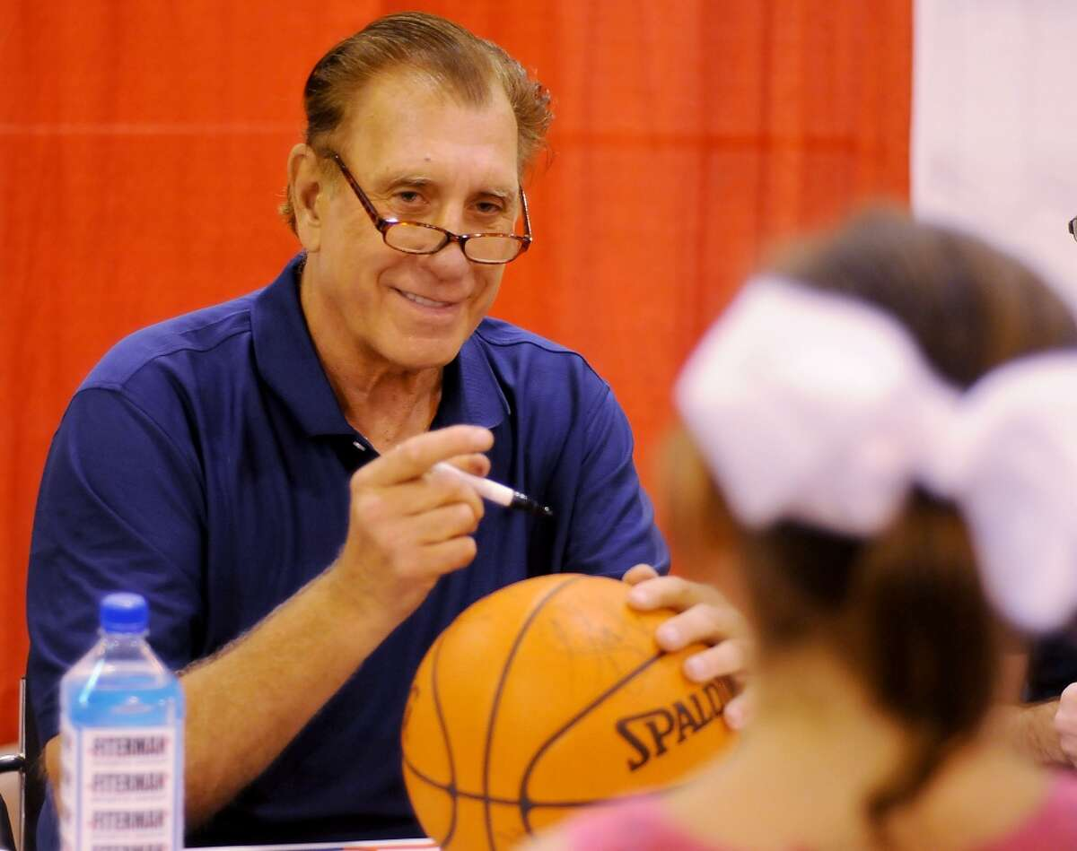 Rudy Tomjanovich remains a hugely popular figure in his adopted hometown of Houston, where he starred for the Rockets before coaching them to two NBA championships.