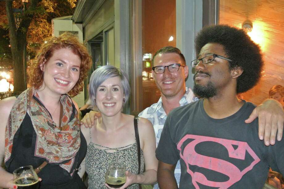 Were you SEEN at Rare Form Brewing Company's first anniversary party at Rare Form in Troy on May 30, 2015? Photo: Deanna Fox