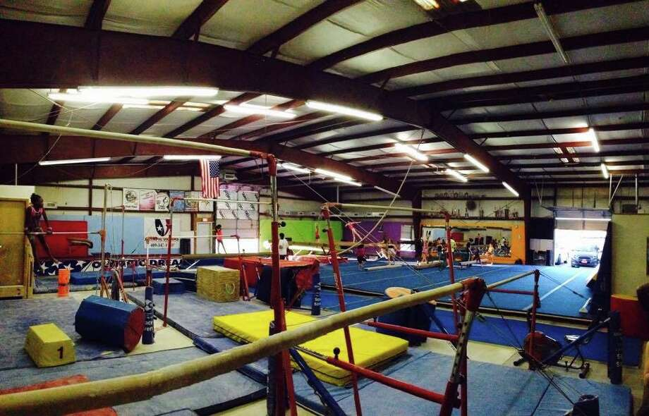 Olympic Dreams Gymnastics and Cheerleading moved to Lumberton where coach Hayley Merren lives. The gym offers  competitive and recreational gymnastics for children 3 and up. Photo: Facebook Photo: The Enterprise