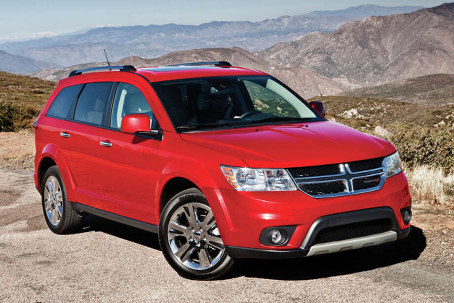The 2015 Dodge Journey looks to carve out a niche based on value and versatility. Read our review below, and click through the slideshow to see how Dodge has evolved through the years. Photo: Chrysler Group LLC
