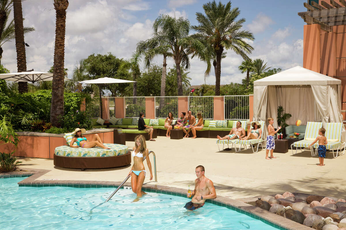 Surrounded by the Moody Gardens pyramids, aquarium and IMAX theater, this premier hotel is filled with all sorts of attractions to captivate the kids. Parents can also unwind by visiting the oasis of a spa, which is complimented by lush botanicals and thoughtful staff. http://www.galveston.com/moodygardenshotel/