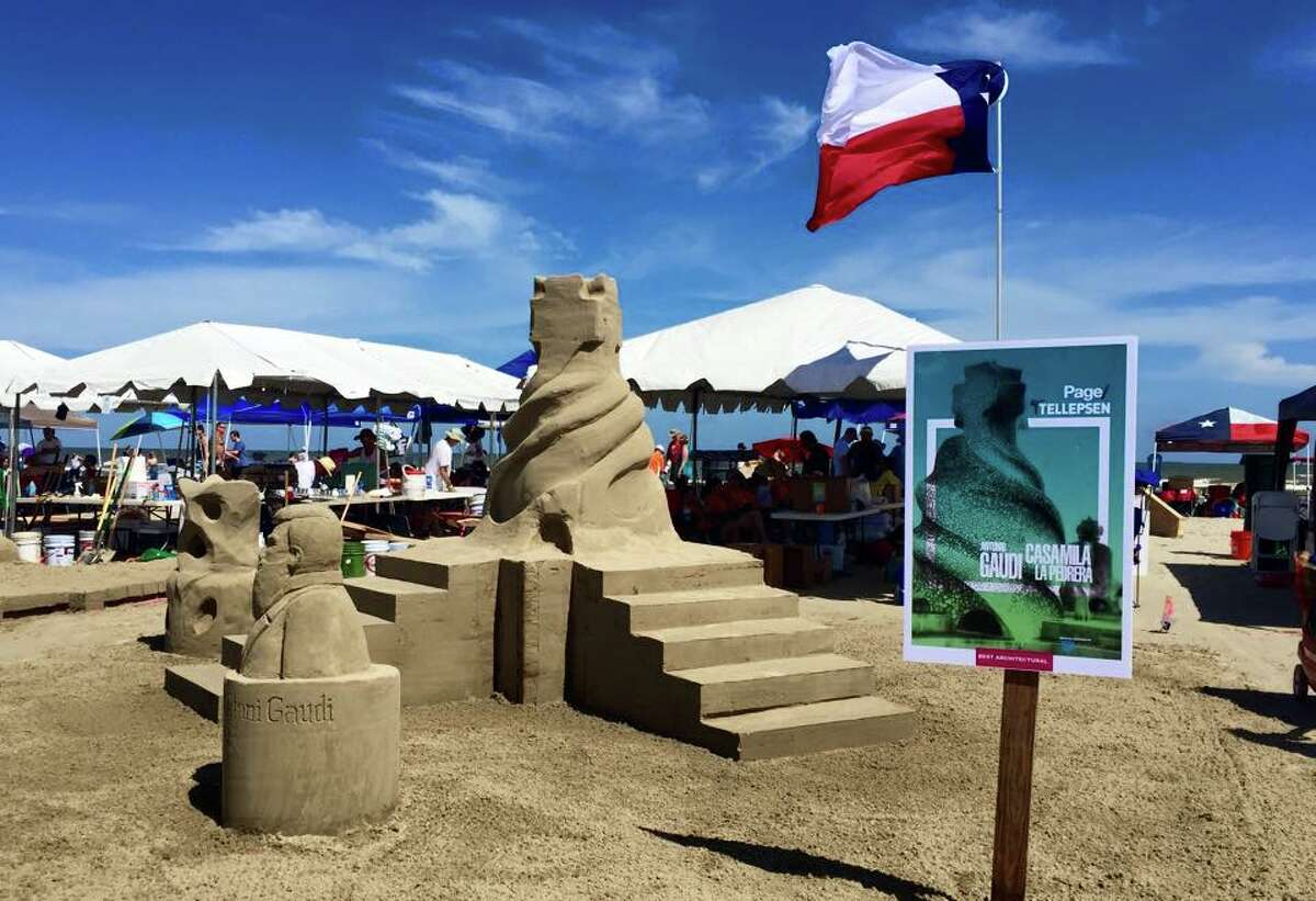 AIA Sandcastle Competition 2015.