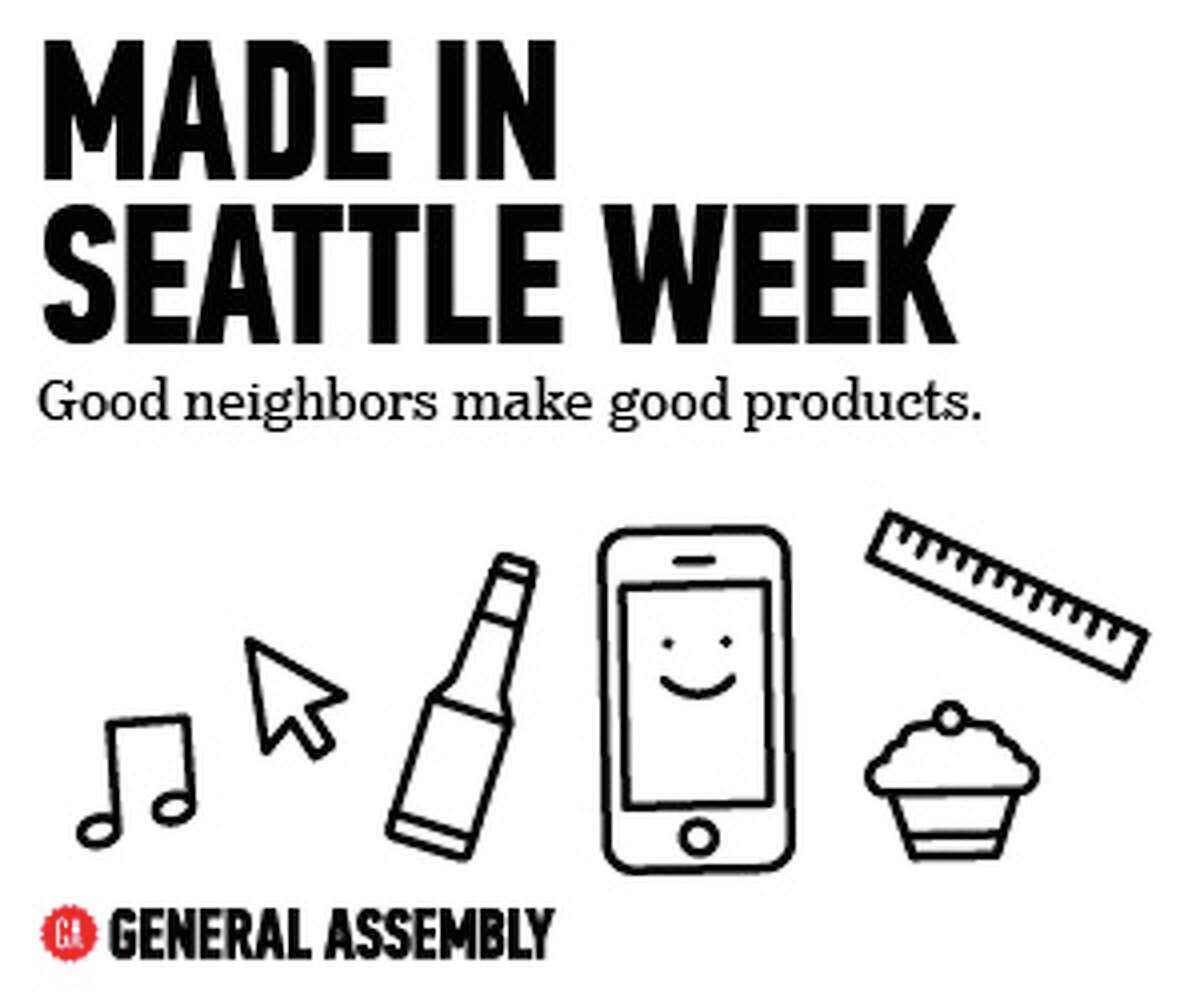Made in Seattle Week: June 1-5