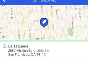 Now you can order an Uber using Foursquare - Photo
