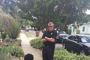 Martinez's interim top cop nabs burglary suspect - Photo