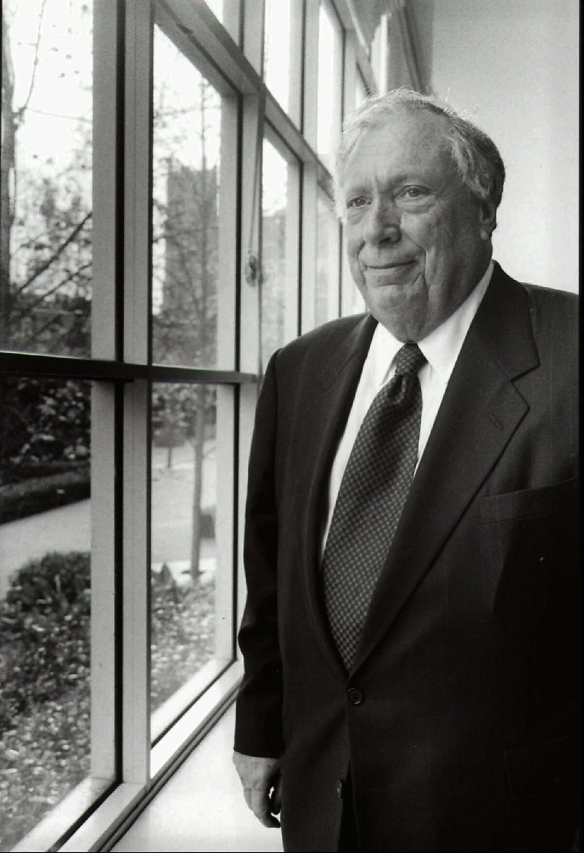 The 9th U.S. Circuit Court of Appeals Judge Stephen Reinhardt is shown in this 1997 photo. One of the nation's most liberal and outspoken federal judges, Reinhardt unapologeticaly says that judges should not change their view of the law