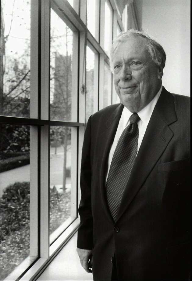 "The 9th U.S. Circuit Court of Appeals Judge Stephen Reinhardt is shown in this 1997 photo. One of the nation's most liberal and outspoken federal judges, Reinhardt unapologeticaly says that judges should not change their view of the law ""in order to please the Supreme Court"". Photo: Stephanie Turner, ASSOCIATED PRESS"