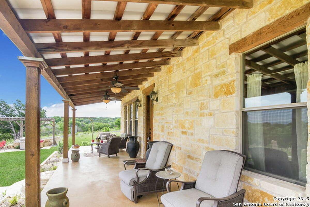 1228 Regu Road, Fredericksburg, TX 78624 2 bedrooms 3 full bathrooms Listing price: $640,000 View the full listing here.