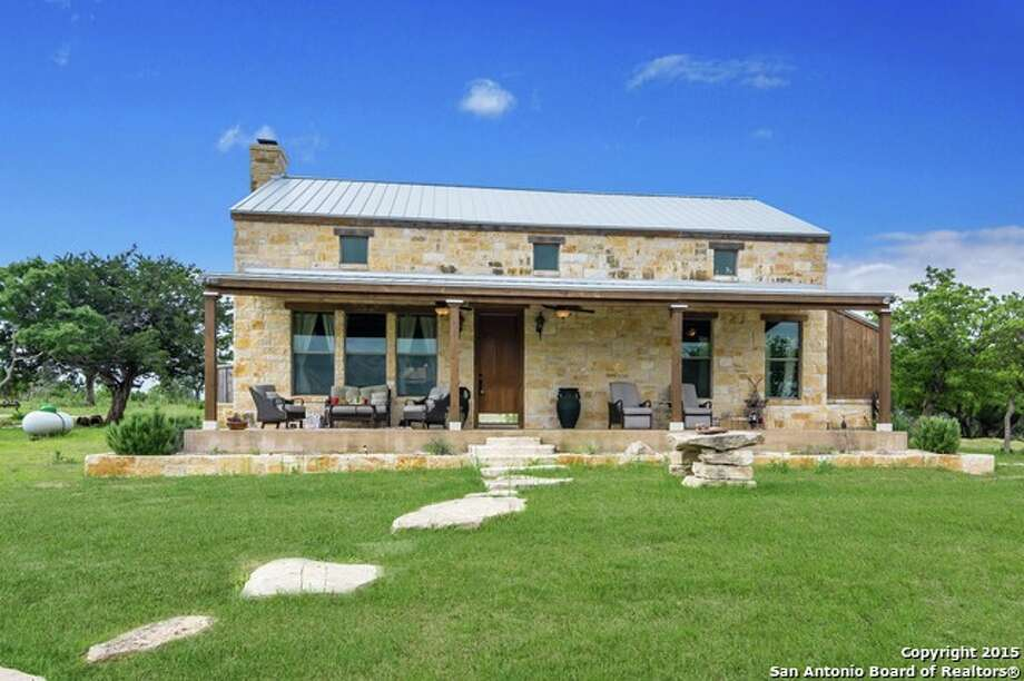 1228 Regu Road, Fredericksburg, TX 786242 bedrooms3 full bathroomsListing price: $640,000View the full listing here. Photo: DAVID SLAUGHTER, Courtesy Photo/San Antonio Board Of Realtors / 2015-CURBVIEWS.COM