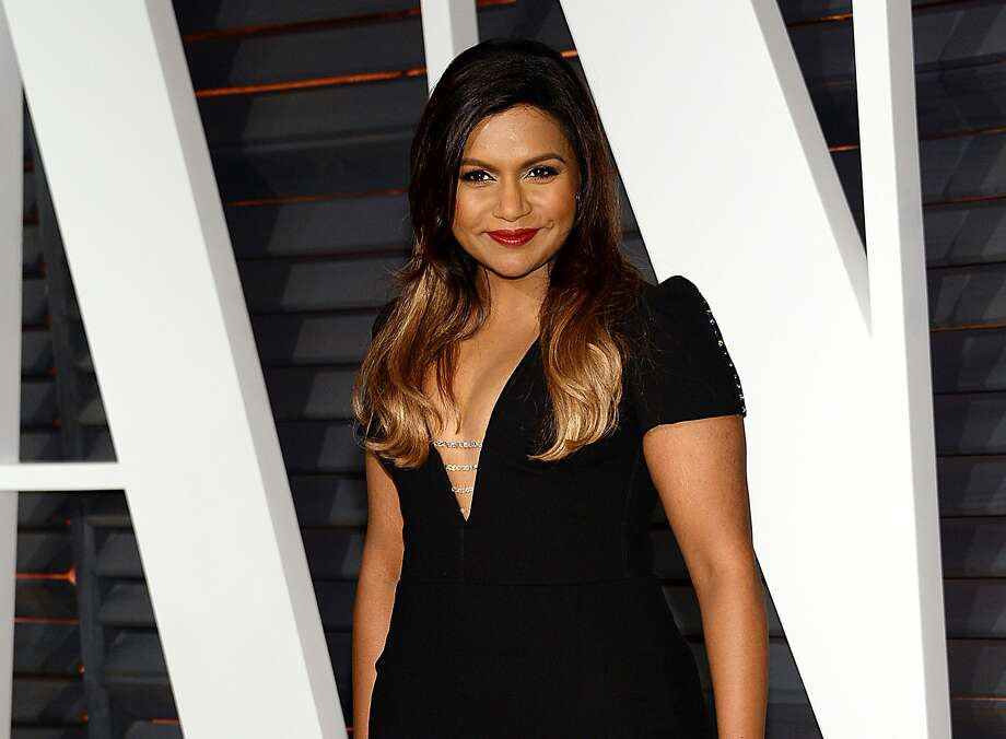 "FILE - In this Feb. 22, 2015 file photo, Mindy Kaling arrives at the 2015 Vanity Fair Oscar Party in Beverly Hills, Calif. ""The Mindy Project"" is making the leap from broadcast to streaming video courtesy of Hulu, which has ordered 26 new episodes. Hulu's announcement Friday signals a resurrection for the comedy, which had just been cancelled by Fox, where it aired for three seasons. (Photo by Evan Agostini/Invision/AP, File) Photo: Evan Agostini, Associated Press"
