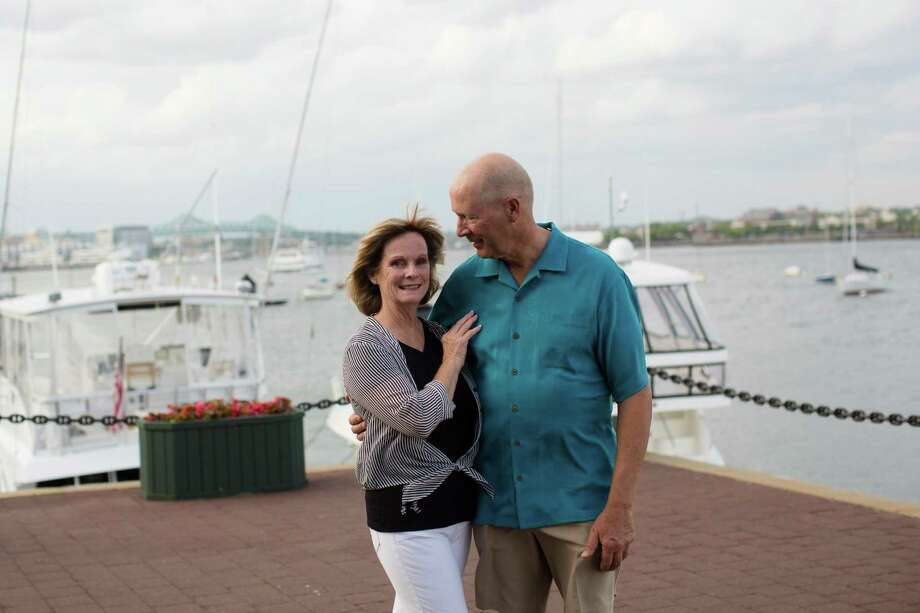 Barbara Gattuso, 66, shown with husband Gregg Gattuso 67, took part in clinical trials for a drug aimed at restoring female libido and found it greatly improved her sexual desire. Photo: Katherine Taylor /New York Times / NYTNS