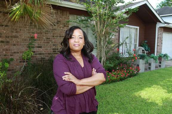 Lyn Smith-Ricks, a veteran who used to live on the streets, got job and housing training at the Michael E. DeBakey center.