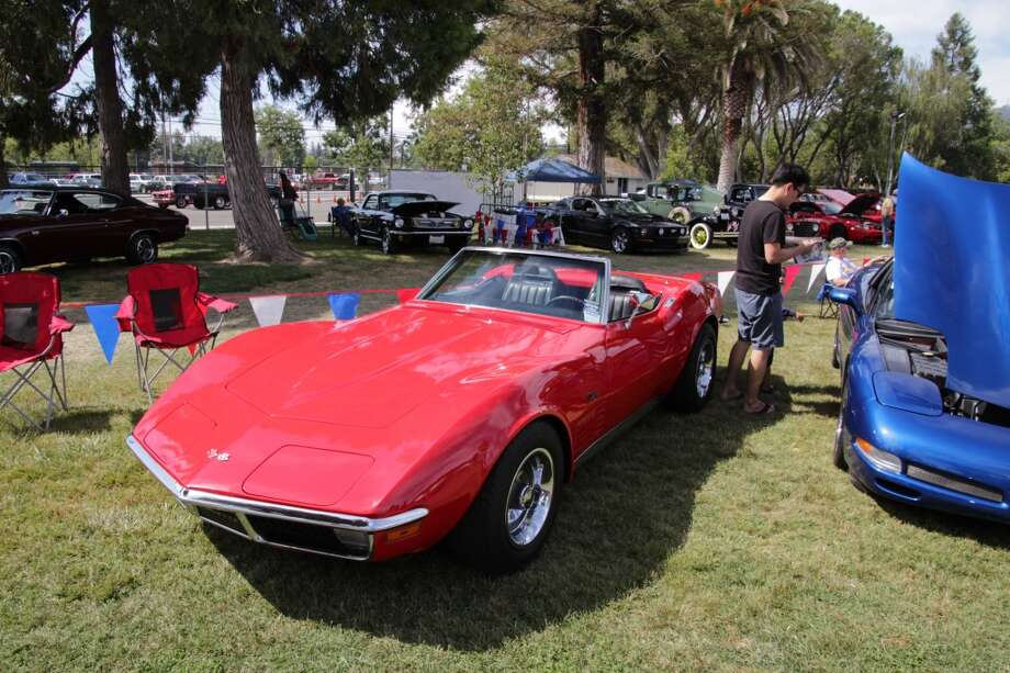 1970 Chevrolet Corvette; Dave Urquidi, Pleasanton. (All photos by Michael Taylor)