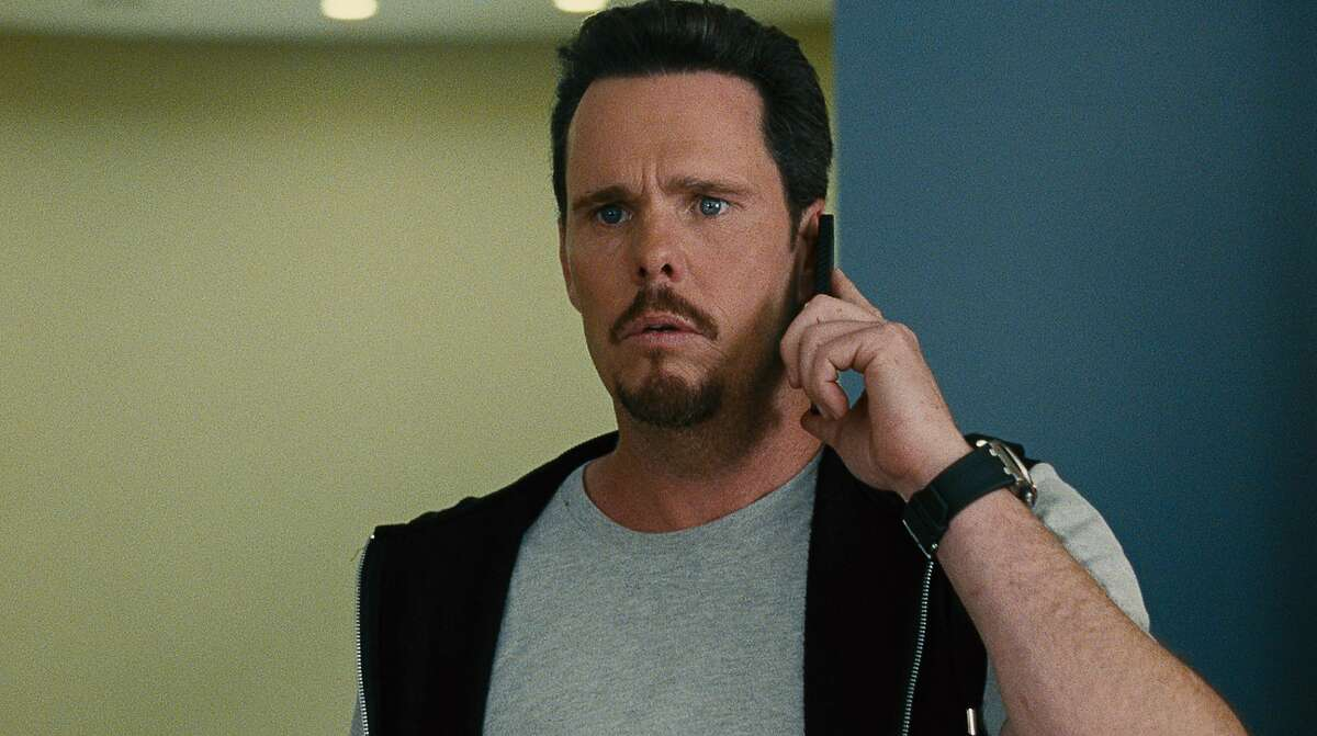 """This photo provided by Warner Bros. Pictures shows, Kevin Dillon as Johnny Drama, in Warner Bros. Pictures,' Home Box Office's and RatPac-Dune Entertainment's comedy """"Entourage,"""" a Warner Bros. Pictures release. (Courtesy Warner Bros. Pictures via AP)"""
