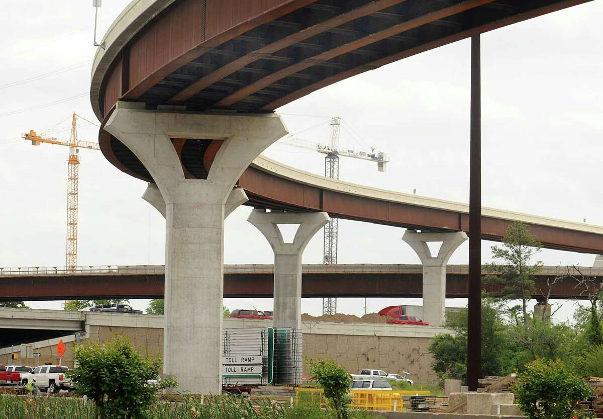 Tolling equipment is being installed and will be tested before tolling begins on the Texas 242 flyovers on July 6. Montgomery County Commissioners Court set the toll rate at 50 cents during peak hours, 6 a.m.-8 p.m., and 25 cents for off-peak hours, 8 p.m.-6 a.m., at its meeting Monday.