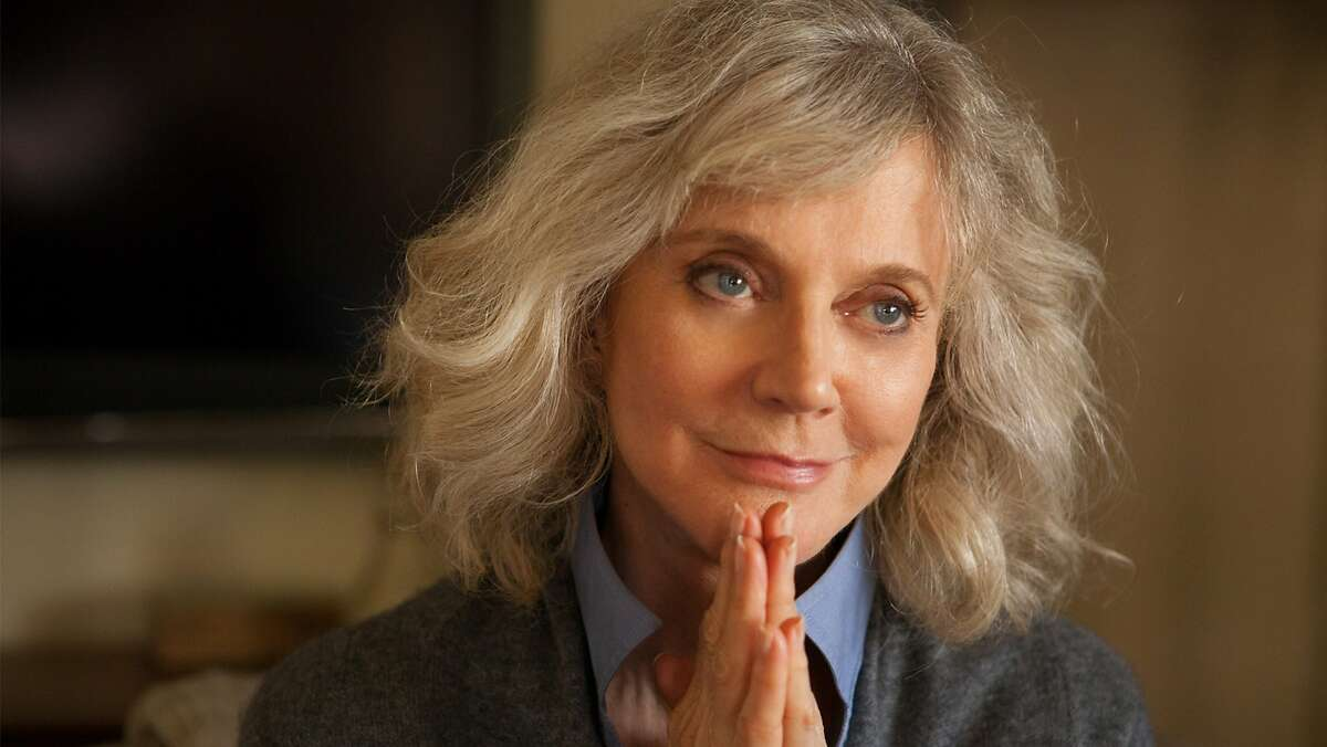 """Special citation for performance of a song: Blythe Danner in """"I'll See You in My Dreams"""""""