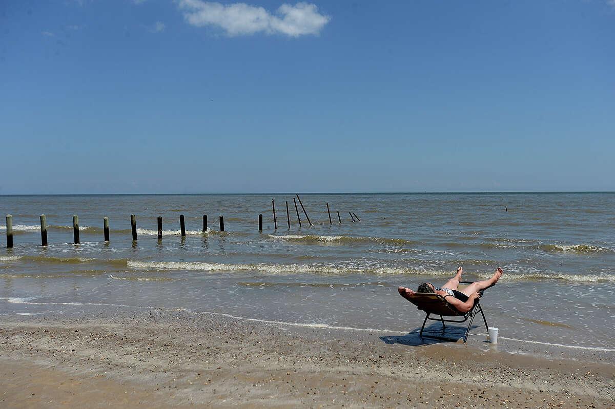 Jefferson County: Bacteria advisory lifted at McFaddin Beach