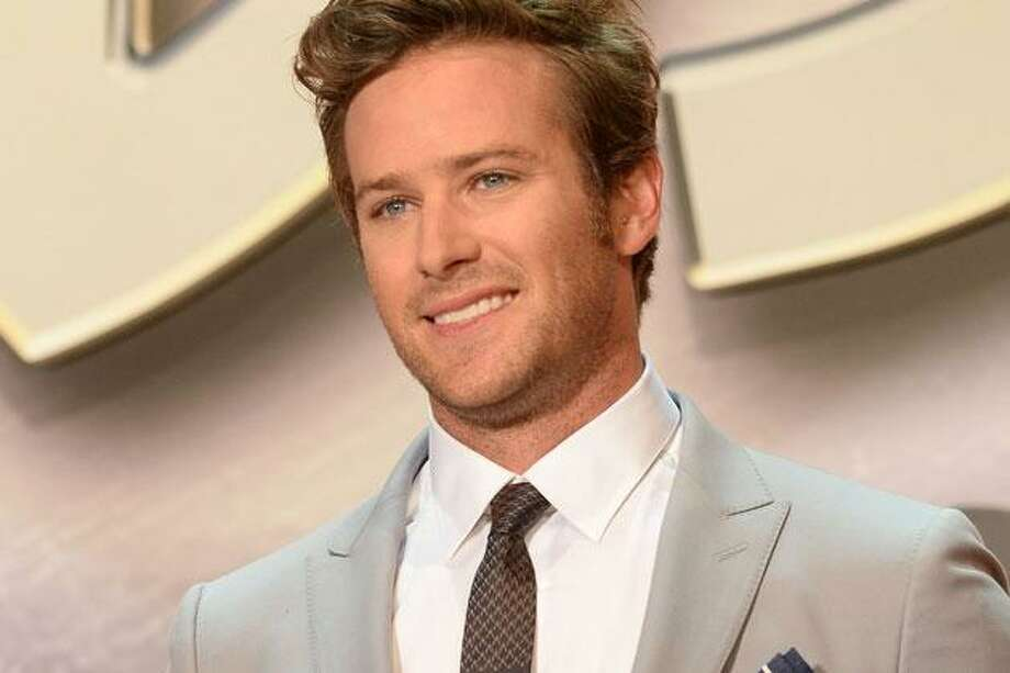 S.A. resident Armie Hammer will co-star with fellow resident Jackie Earle Haley in 'The Birth of a Nation,' a historical feature based on the 1831 rebellion by slave-turned-revolutionary Nat Turner.  June, 2015 Photo: Getty Images / Getty Images / 2013 Getty Images
