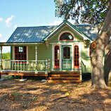 This tiny house was 3D-printed and built in less than 48 hours - SFGate