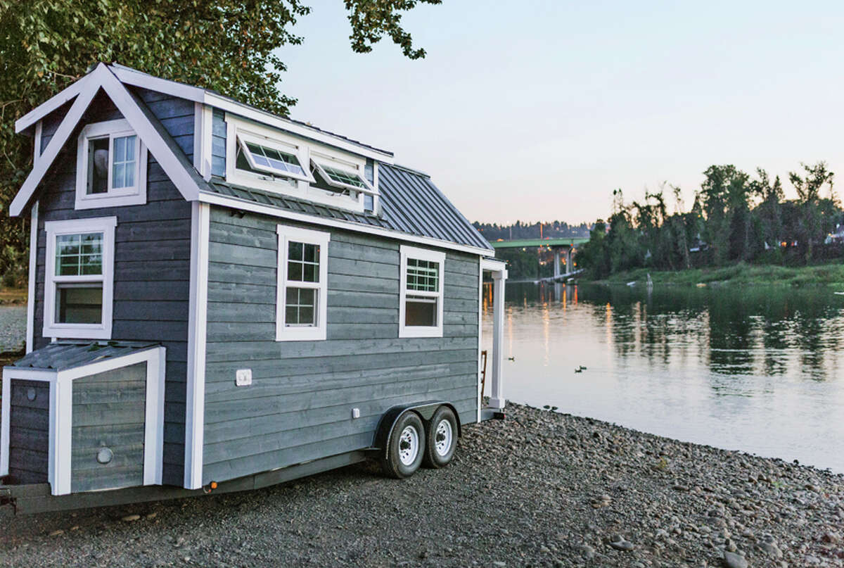 2. If you plan to travel with your tiny home, RV parks can get expensive Rent at RV parks can range from $250-$1,500 per month depending on location, according to Partanna.