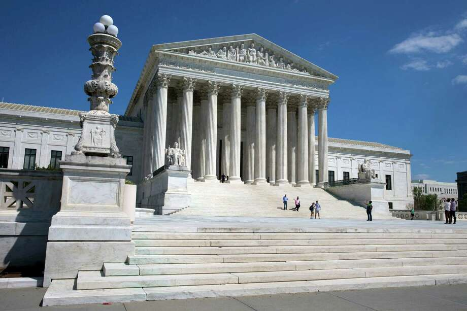 In a 5-4 decision, the U.S. Supreme Court ruled last month that racial segregation in affordable housing projects is unacceptable. The decision opens the door for affordable housing projects to be built in wealthier neighborhoods that might include more whites. Photo: Jacquelyn Martin /Associated Press / AP